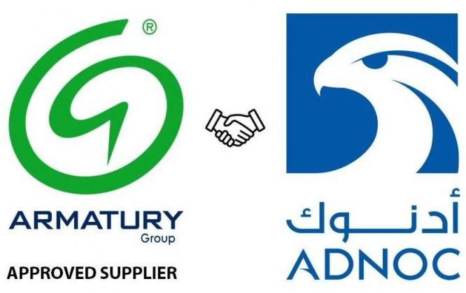 ARMATURY Group has accomplished the demanding quality requirements of the ADNOC group