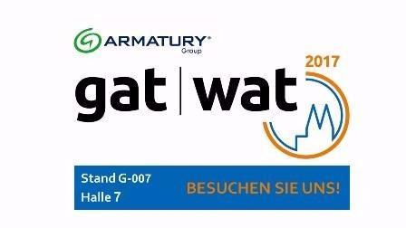 АRMATURY Group at the GAT WAT Exhibition